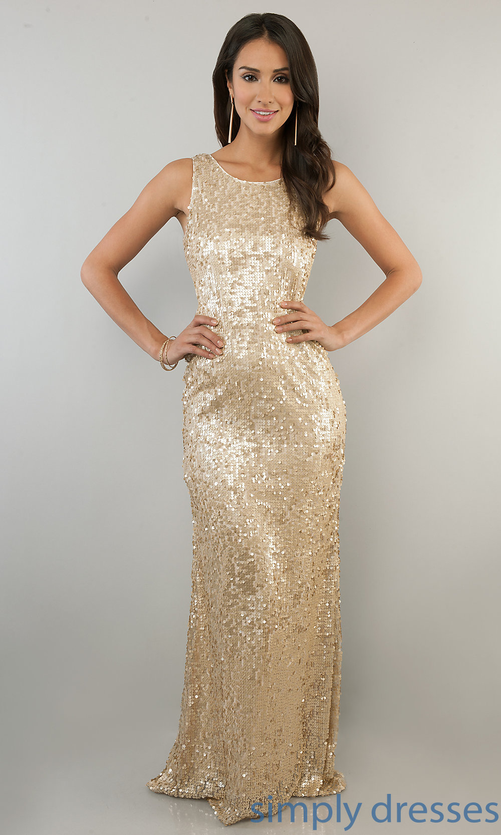 71205b34a4d Blue And Gold Sequin Prom Dress - Data Dynamic AG
