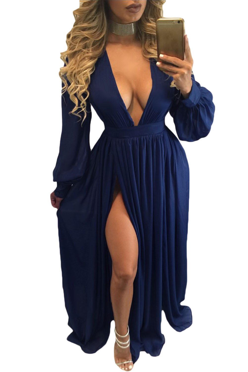 Blue Goddess Dress & Always In Style 2017-2018