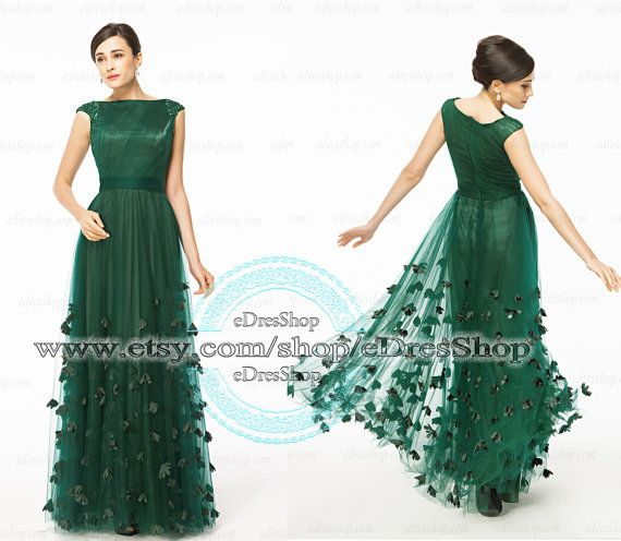 Bridesmaid Dresses Forest Green - Fashion Forecasting 2017
