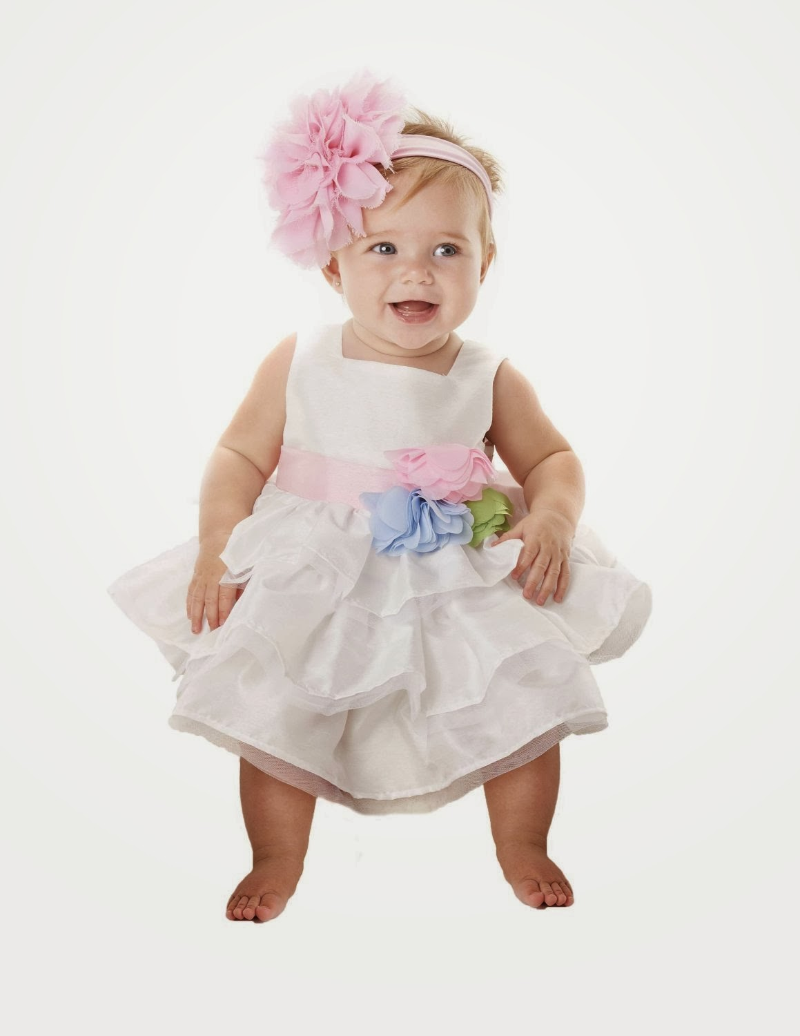 Cute Dresses For 1 Year Old Baby Girl