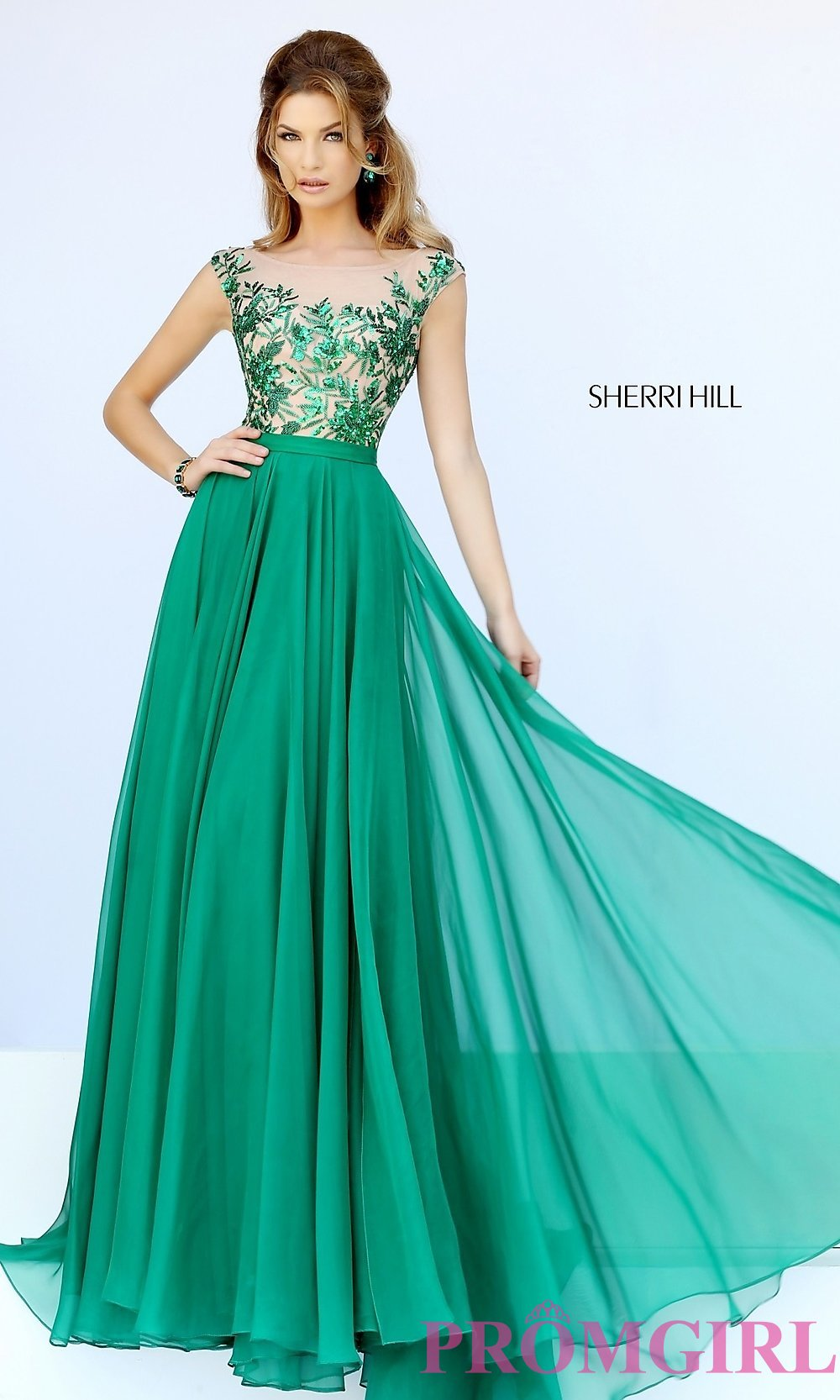 Dark Green Prom Dress 2017 And Fashion Show Collection – FashionMora