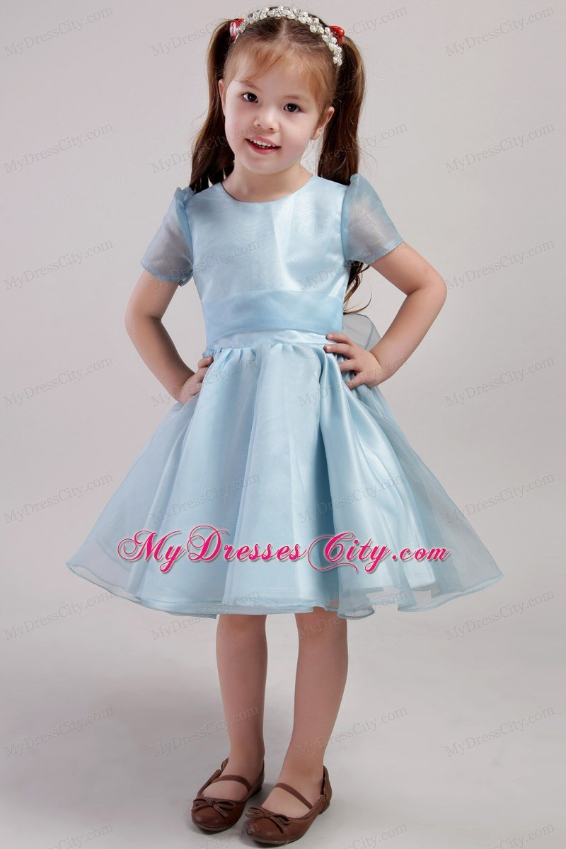 Enchanting Party Wear Dress For Baby Girl Crest - All Wedding ...