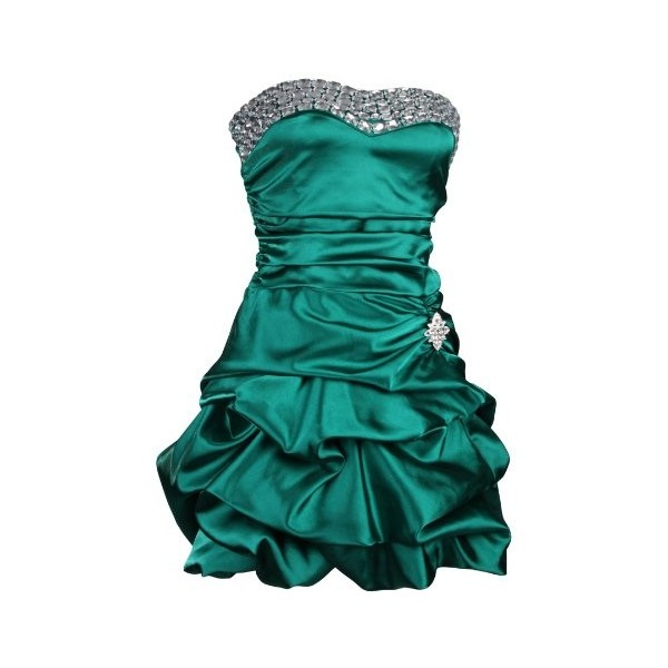 Emerald Ball Dress & Spring Style