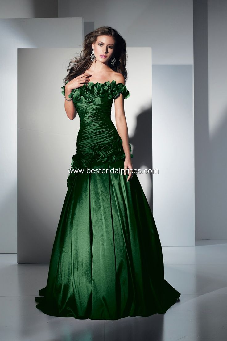Emerald Mermaid Prom Dress And How To Look Good 2017 2018
