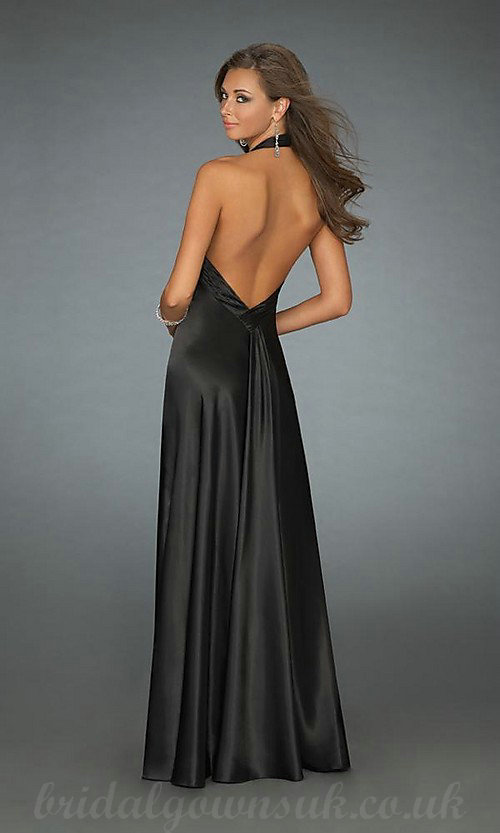 e28cf21c12 Floor Length Open Back Dress – Simple Guide To Choosing – FashionMora