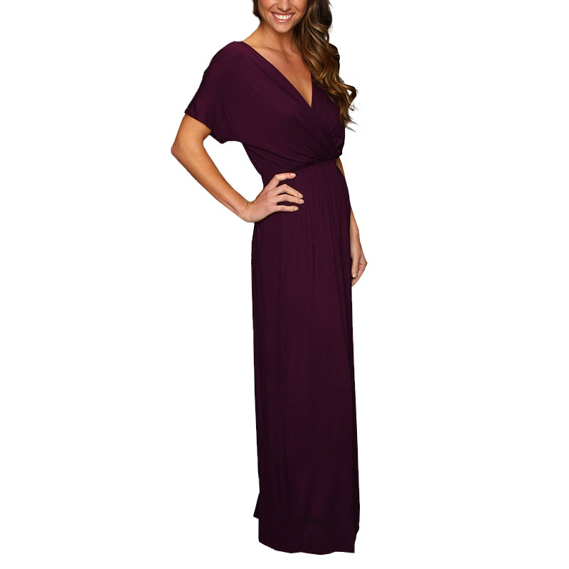 Long Jersey Maxi Dress & Make Your Evening Special