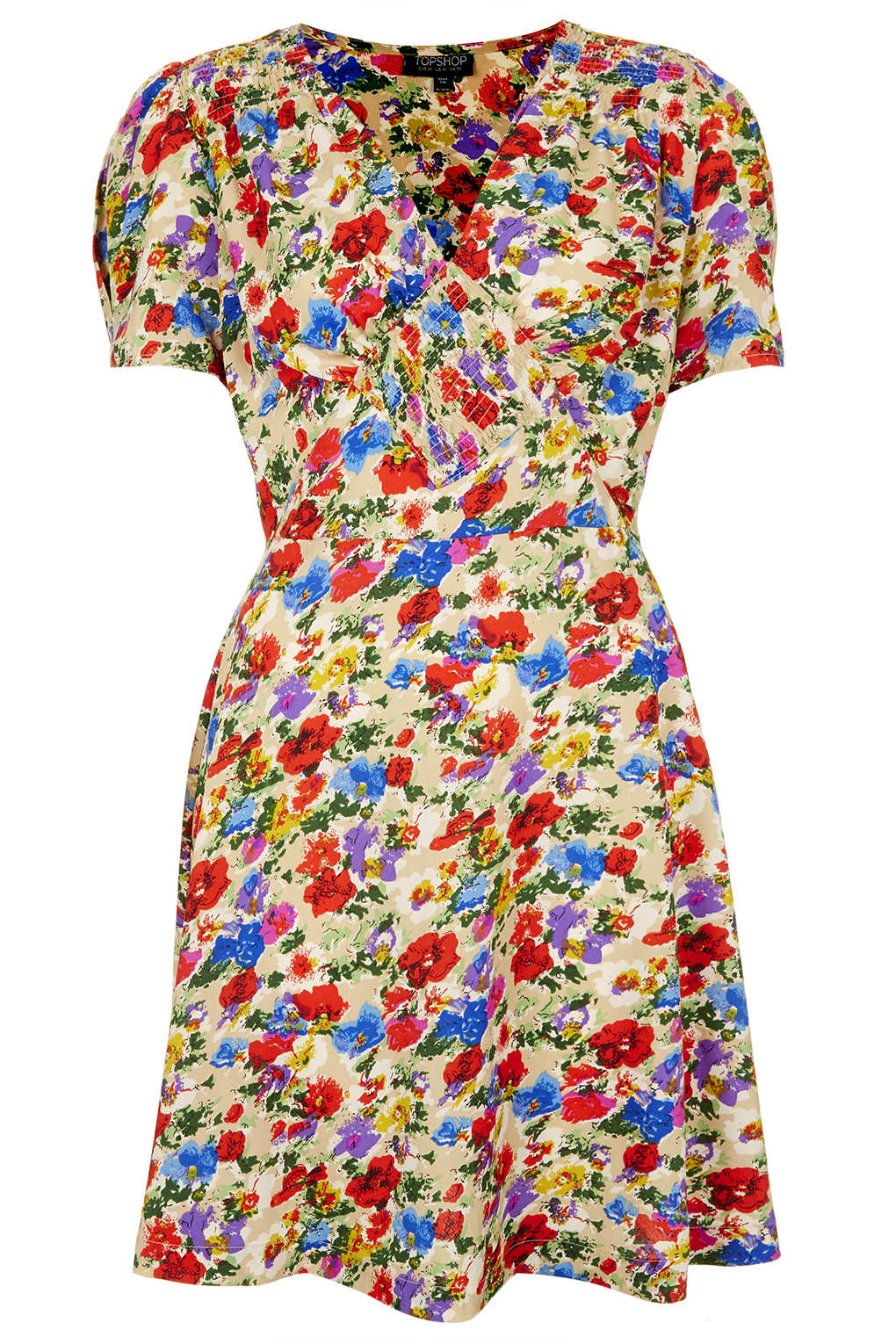 Poppy Flower Dress - Better Choice 2017