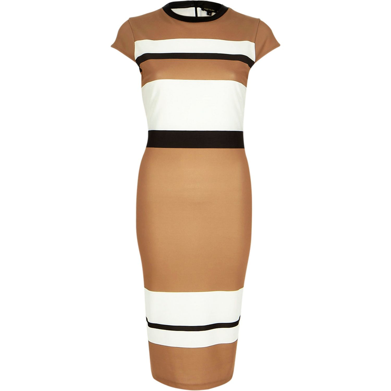 River Island Stripe Midi Dress And Online Fashion Review