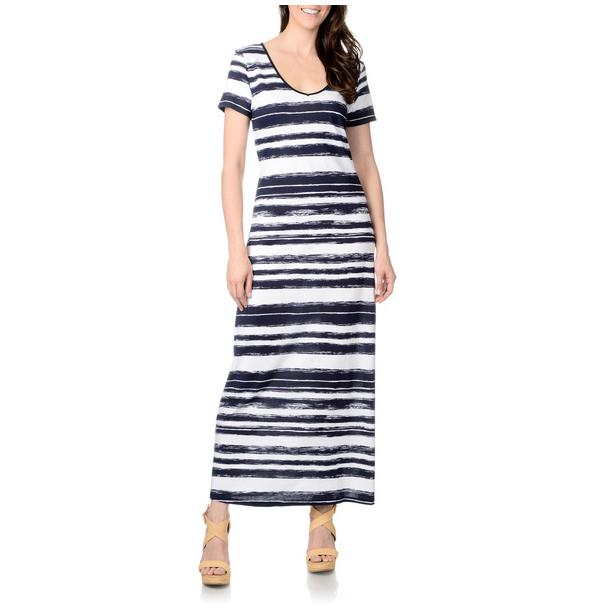Short Girl Maxi Dress - New Trend 2017-2018