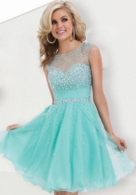 Short Prom Dresses For Girls – How To Get Attention – FashionMora