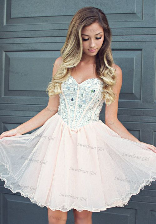 Short Prom Dresses For Girls - How To Get Attention