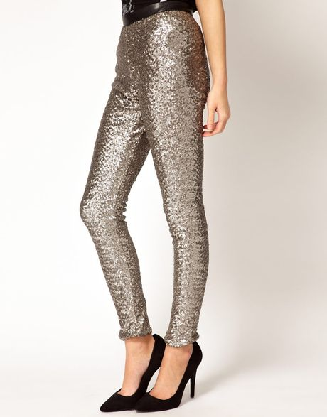 Silver Sequin Dress River Island And How To Look Good 2017-2018