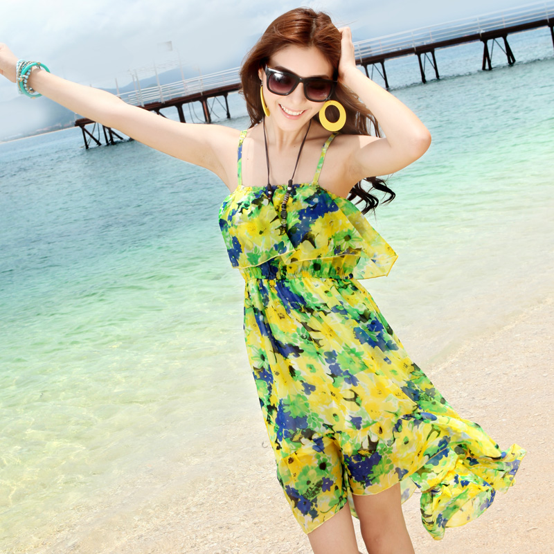 4dff71d561 Summer One Piece Dress & Fashion Forecasting 2017 – FashionMora
