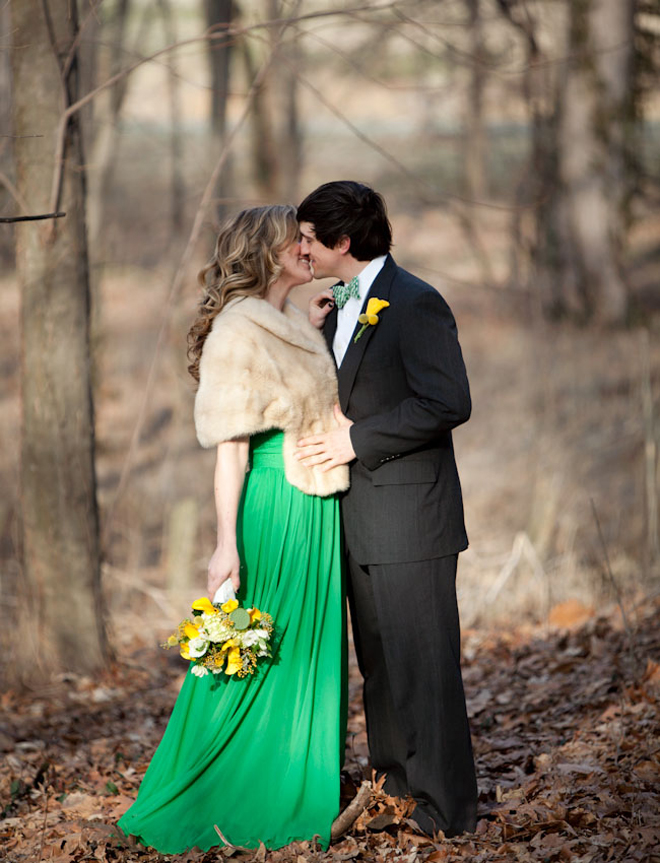 Wedding Dress Emerald Green : Best Choice