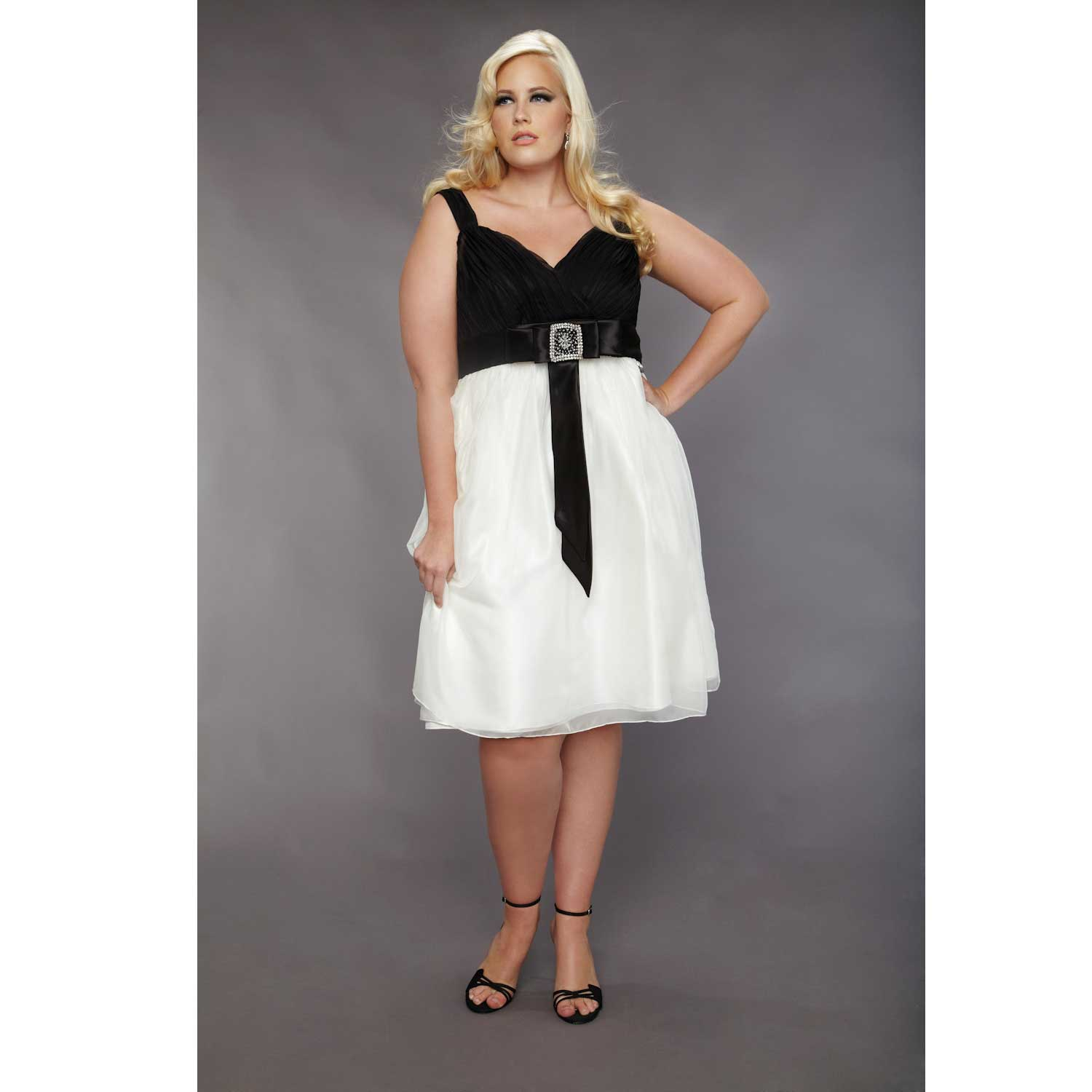 white plus size dresses for graduation amp beautiful and