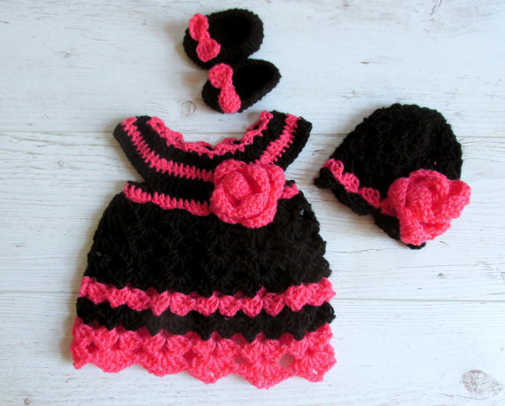 Black And Red Baby Dress - Where To Find In 2017