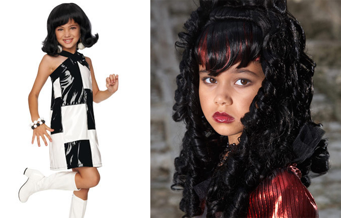 Boy Dressed As Baby Girl & Different Occasions