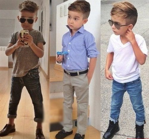 Dresses On Boys : Always In Fashion For All Occasions