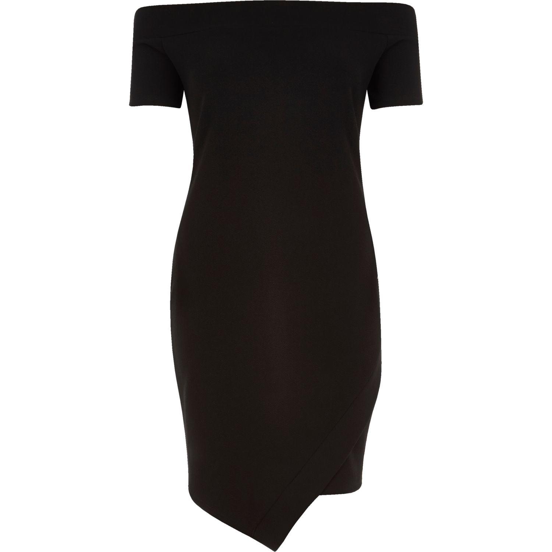 River Island Bardot Maxi Dress & Spring Style