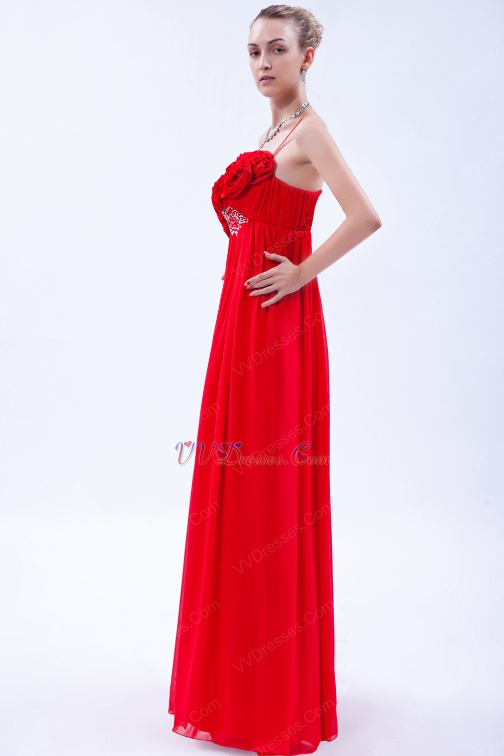 Scarlet Red Bridesmaid Dresses - How To Look Good 2017-2018