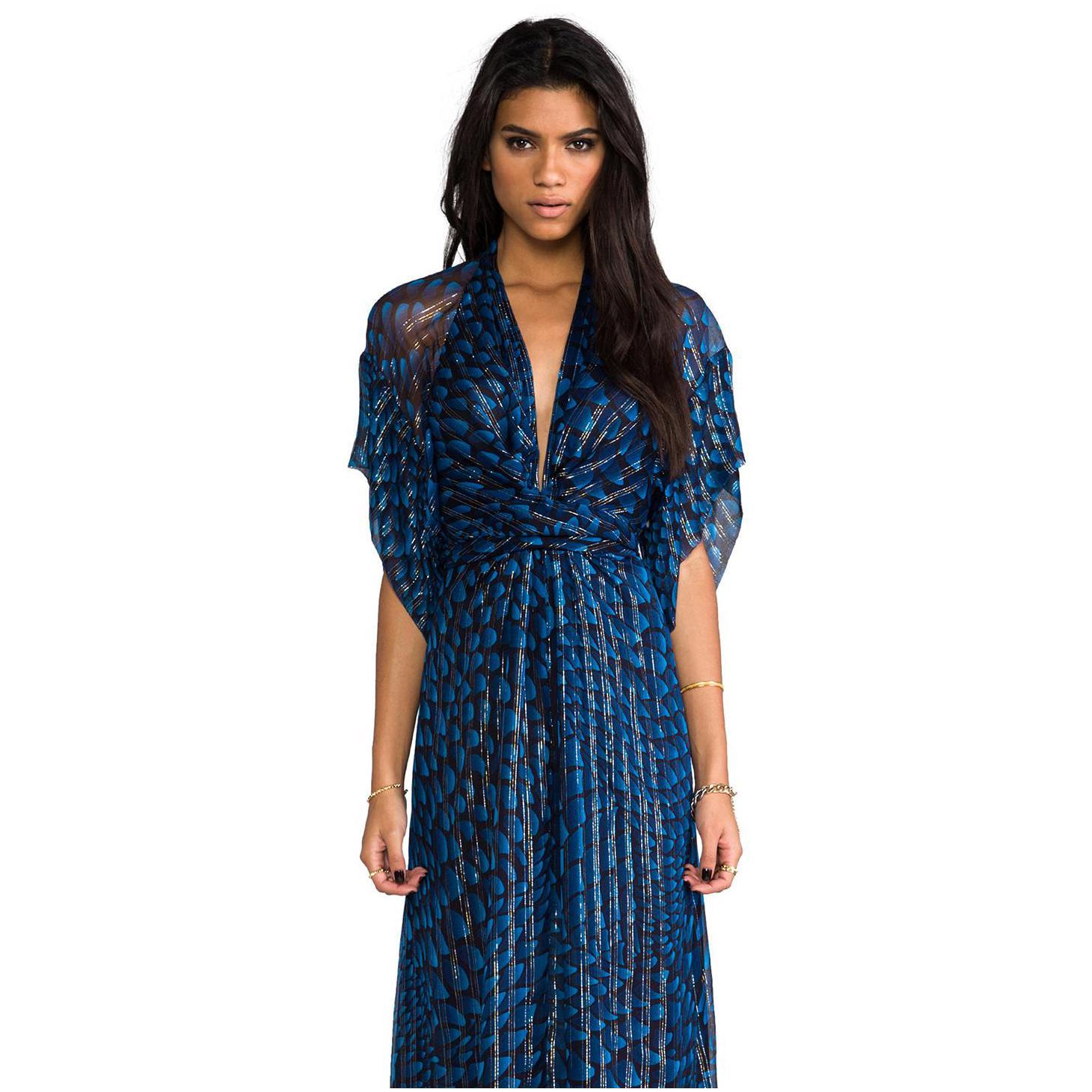 Short Girl Maxi Dress - New Trend 2017-2018