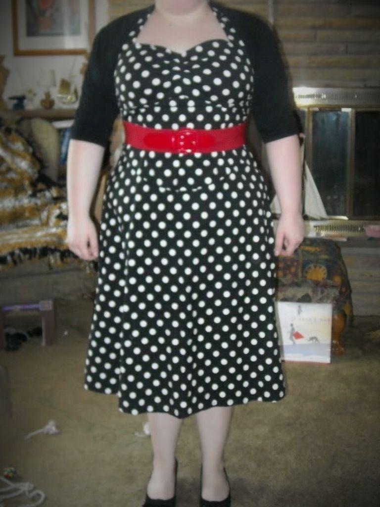 Cheap Plus Size Rockabilly Dresses