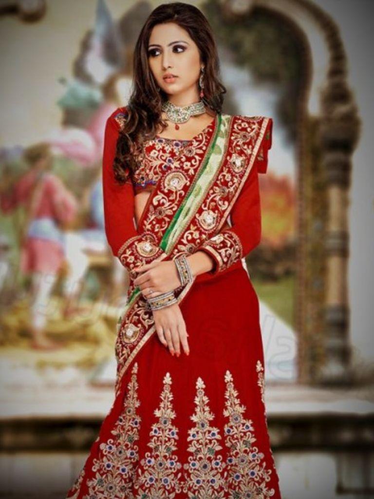 Designer Pakistani Wedding Dresses 2015
