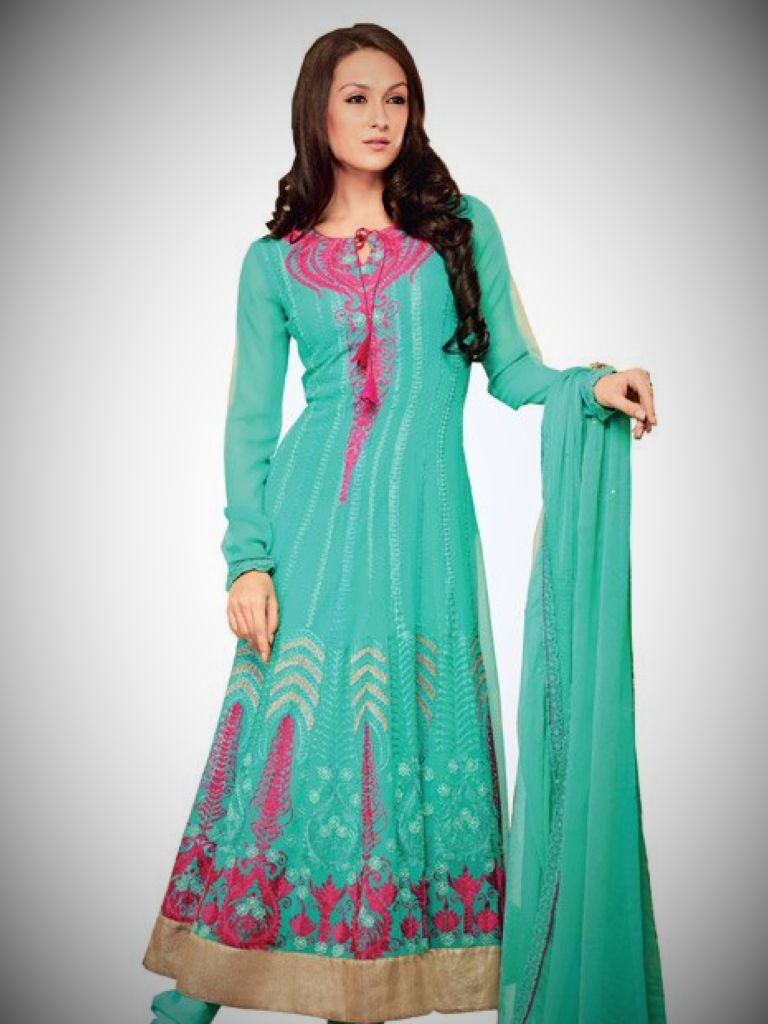 Green Dress Online India: Spring Style