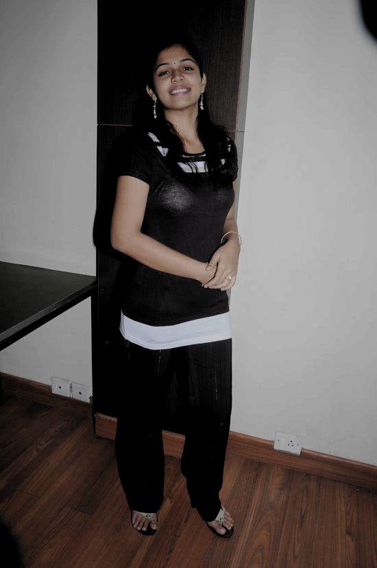 Most Transparent Dress