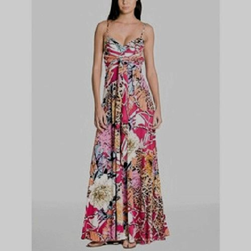 Ladies Long Summer Dress