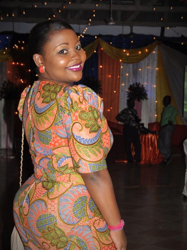 Kitenge Dresses Designs For Ladies