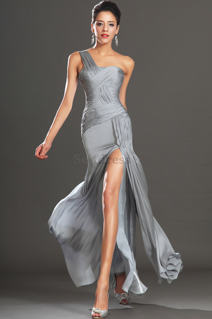 Silver Cocktail Dress & New Fashion Collection